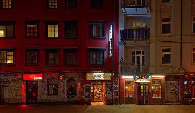 HongKong Hotel Hamburg in Hamburg Germany Hostelmancom