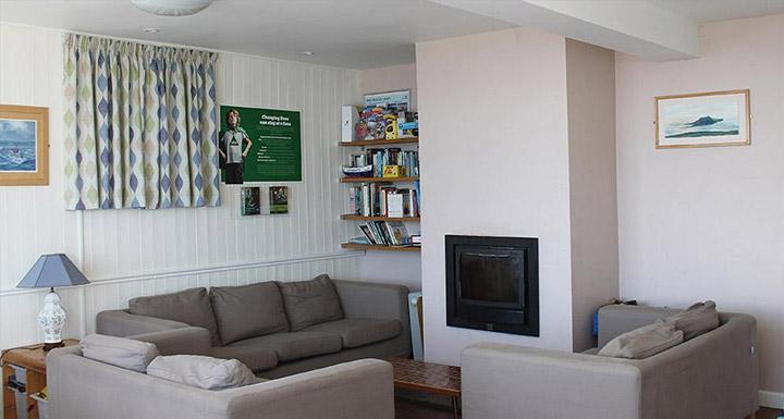 YHA-Port-Eynon-Lounge