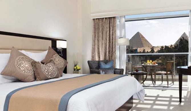 Image result for cairo pyramids hotel