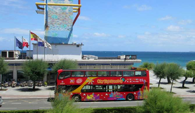 City-Sightseeing-Santander