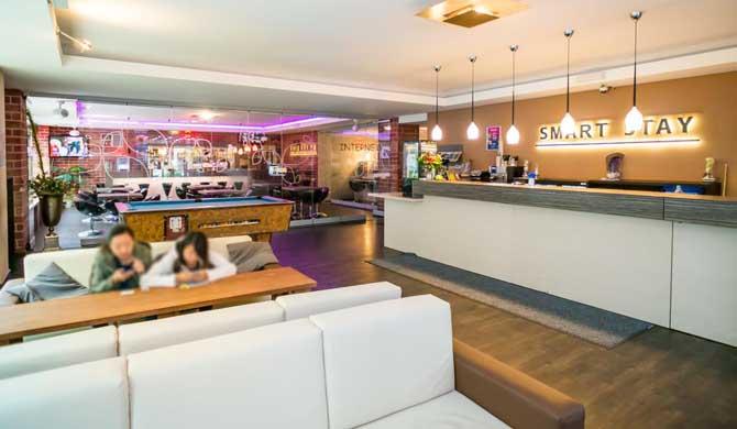 Smart-Stay-Hostel-Munich-City-Lobby