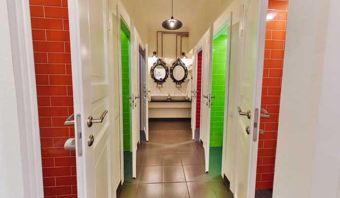 Hipstel Hostel Odessa Bathroom