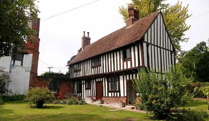 Bonnington-Cottage