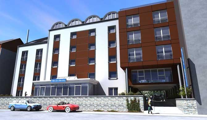 Hotel-Melba